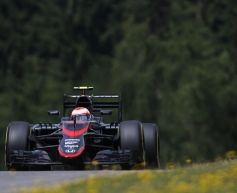 Button set for drive through after grid penalty