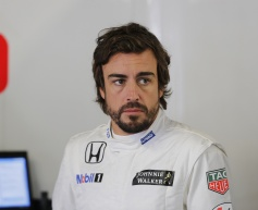 Alonso receives 20 place grid penalty