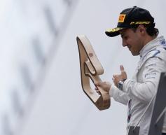 Williams sure of Silverstone podium challenge