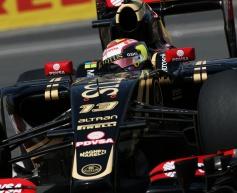 Lotus duo anticipating Williams scrap