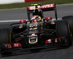 Maldonado upbeat over Lotus potential