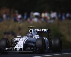 Williams hopeful of regular podium finishes