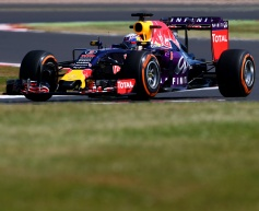 Red Bull encouraged by practice pace