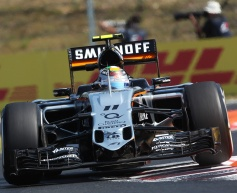 Force India to miss second session