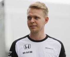 Magnussen sure of Formula 1 future