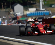 Raikkonen to start from 16th after penalty