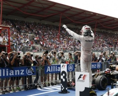 Wolff 'proud' of seventh Mercedes 1-2