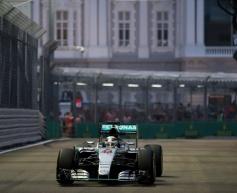 Hamilton wary of 'close' rivals