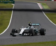 Rosberg satisfied by Mercedes recovery