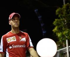 Vettel expecting 'tight' Singapore scrap
