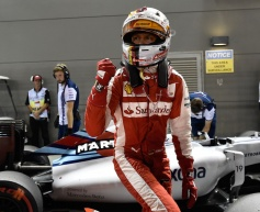 Vettel hails 'perfect' weekend after win