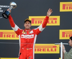 Vettel surprised by Rosberg out lap pace