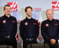 Grosjean hopeful of early points with Haas