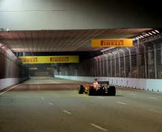 Vettel surprised by pole position margin