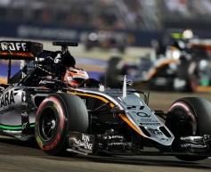 Hulkenberg baffled by Massa collision penalty