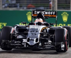 Disappointed Force India sure of race progress