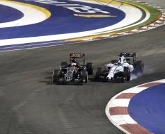 Massa rues 'unlucky' race following retirement