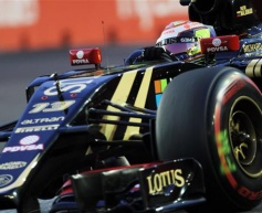 Maldonado rues lack of grip amid Q1 exit