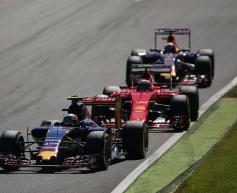 Sainz says race finish a positive