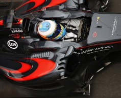 Alonso surprised by McLaren result