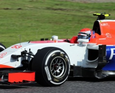 Rossi confident of extending Manor stay