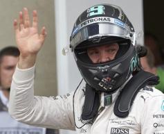 Rosberg felt in control throughout race