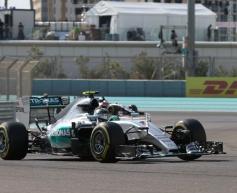 Rosberg fastest in final Abu Dhabi practice