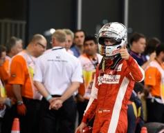 Vettel labels season a 'miracle' for Ferrari
