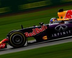 Ricciardo: Red Bull had podium shot