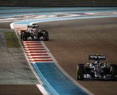 Wolff wary of 2016 Ferrari challenge