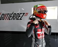 Gutierrez enthused by race simulation test