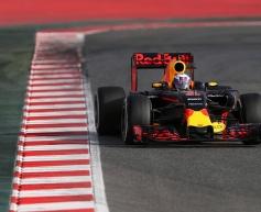 Ricciardo encouraged by first run in RB12