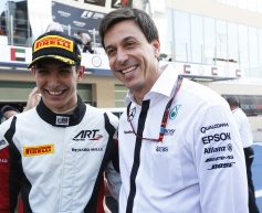 Wolff encouraged by Wehrlein, Ocon F1 roles