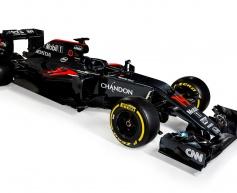McLaren-Honda launches MP4-31 online