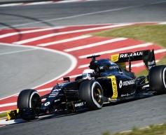 Magnussen hails positive pre-season for Renault