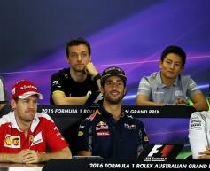 Vettel/Ricciardo receptive to being team-mates