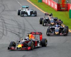 Ricciardo happy to be close to podium