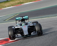 Conclusions from the second pre-season test