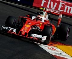 Raikkonen gets five place grid drop