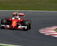 Raikkonen: Final sector scuppered win prospect