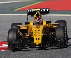 Ocon labels Renault B-spec power unit 'really good'