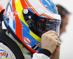 Alonso: Expectations high after Russia points