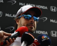 McLaren 'much more optimistic' over potential - Alonso