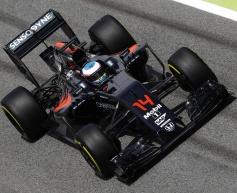 'Good step' as McLaren makes Q3 return