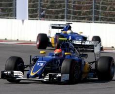 Ericsson, Nasr upbeat despite missing points