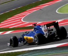 Sauber pair eye end to points drought