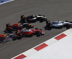 Vettel labels Kvyat approach 'completely unnecessary'