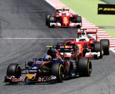 Sainz reprimanded, keeps career-high sixth