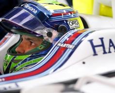 Massa admits Williams lacks grip, traction