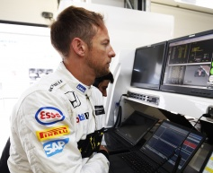 Button: Results don't reflect McLaren work
